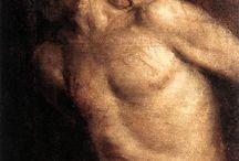 Galleria Borghese / Artwork from Galleria Borghese in Villa Borghese Gardens in Rome / by Sezgi Uygur