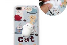 3D Cute Phone Case for iPhone