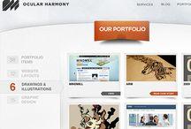 Great Web Design / by Bryce Bertola