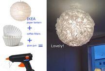 luminaire / idées lumineuses