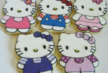Decorated cookies / Cookie designs, recipes and tips ! Oh my goodness , I love those little edible canvases !!  / by Zoe Smith