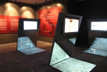 Exhibit Design / snapshots of our exhibit design work (Gruppo Bandello)