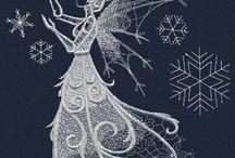 Snow / Christmass