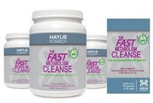 Fast Metabolism Cleanse / by Haylie Pomroy