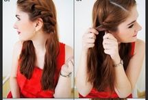 how to - hair tutorials