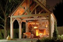 Outdoor living / by Ginny Sapp