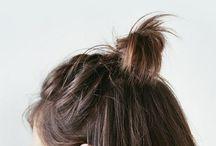 helppoja kampauksia lyhyisiin hiuksiin