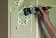 chalk paint / by Ena DiVittorio