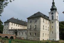 Zabór - Pałac