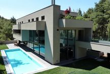 Creative home designs / The house you ever want to build up.