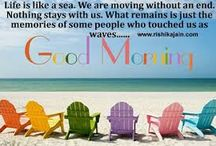 Good Morning Every One!!!