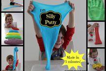 silly putty / by Lynn Haedtke Snitker