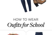 Outfits/clothes for school