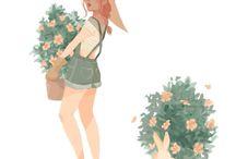 보드 정원사 이미지