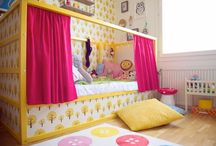 Vivi big girl room / by Cristina Araiza