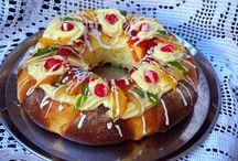 Panes / Todo tipo de panes, roscones, brioches y más delicias...