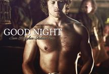 Outlander / Mostly Jamie/Sam.