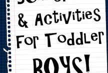 Fun Activities / by Crystal Ortiz-Gerlach