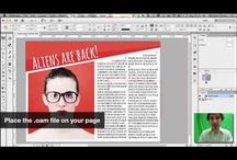 ADOBE EDGE ANIMATE / Adobe animation software tutorials and assets