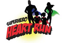 Superhero Heart Run!