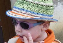 klobouček pro kluky