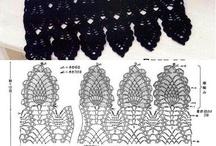 Crochet&knitting / Вязание всех видов