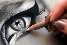 Beautiful drawning
