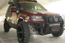 Off-road for mud lovers