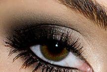 les beaux yeux