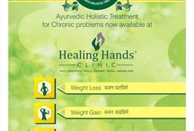 Ayurvedic Holistic Treatment for Chronic problems @ HHC / Timings: Monday & Friday: 4 pm- 6pm Women's OPD : Wednesday- 4pm-6pm Consultant Doctor: Dr. Nimarjeet Kaur Contact Number: 88881 88884