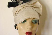 Hat's hat's / Hat, vintage hat