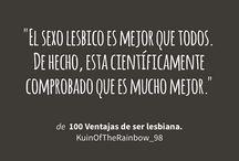 Amor lesbico