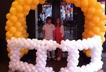 Homecoming Decorations