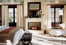 Bedrooms / Bedroom Styling / by Cindy Hattersley Design/Rough Luxe Lifestyle Blog