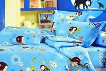 Kid's Bedsheets / Turn your kid's bed into a wonderland #bagittoday  / by Bag It Today