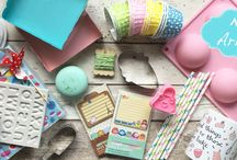 Baking Goodies / Cute Baking Goodies and Gadgets
