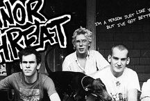 Minor Threat / Check out our latest Minor Threat merchandise selection including Minor Threat t-shirts, posters, gifts, glassware, and more.