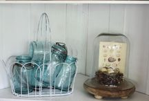 For the home, shabby chic / by Karen Chambers