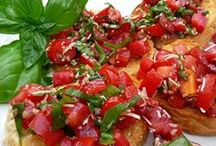 Recipes: Appetizers & Party Food