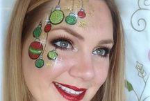 face χριστουγεννα