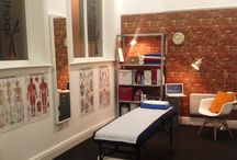 Manchester Facility / Here is a few images of the Manchester facility and our partnership with Sporting Therapy