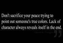 かげん ・ Wise words