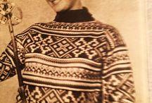 strikkeoppskrift Svanedal