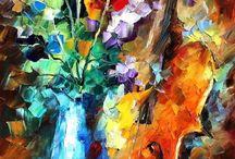 Pinturas de quadros