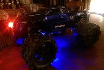 Rc Nitro Trucks / Show Off Your Truck / by Kent Richard