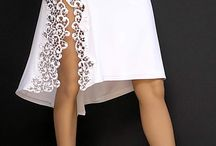 Юбки брюки платья / Кружево и шик