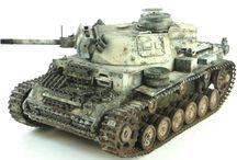 Panzer III - Model