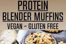 Gluten-free Vegan Recipes / Gluten-free and Vegan Meals, breakfast, Quick bites