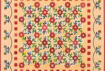 Jeanie O'Sullivans Quilts / Quilts created by Jeanie O'Sullivan from Lower Hutt, New Zealand