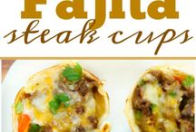 FOOD: muffin tin meals
